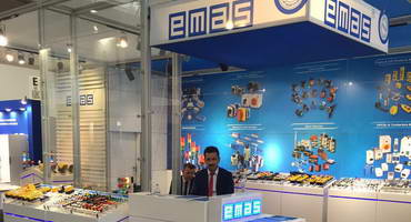 Hannover Messe 2016 mit der EMAS Group